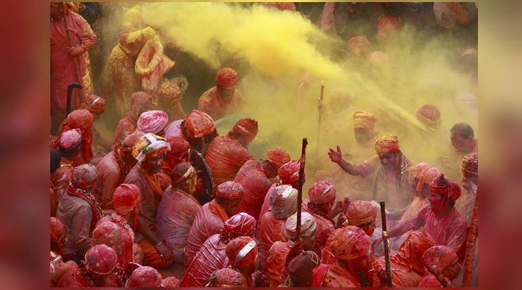 From Hampi To Puri: Drench In The Spirit Of Holi At These Destinations For A Unique Experience