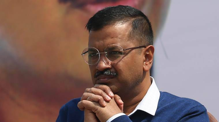 Congress Demands Ec To Debar Arvind Kejriwal From Campaigning For 'communal' Statement