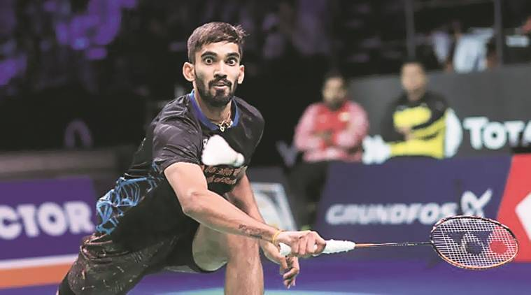 Back Down To Earth After A Barren 2018, Kidambi Srikanth Aims To Regain Lost Ground