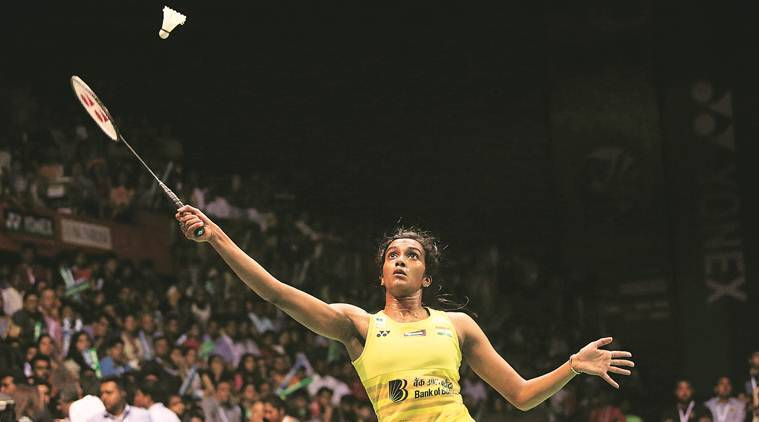 Pv Sindhu Flies The Flag For India & India Open