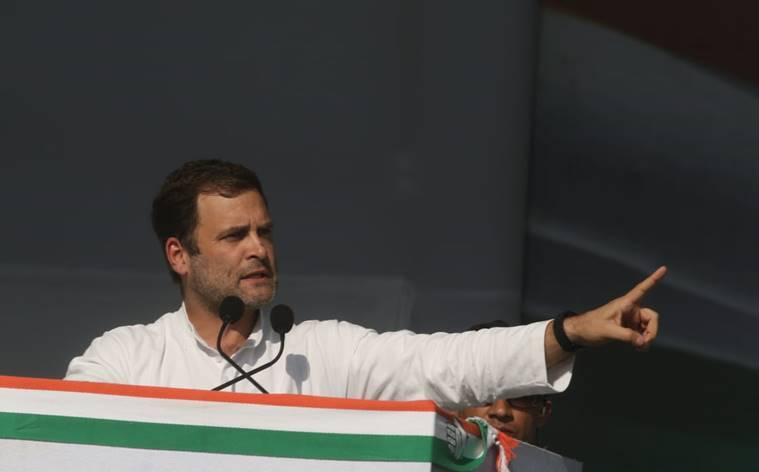 Will Keep A Telescopic View On Rahul's Income In Election Nomination: Bjp