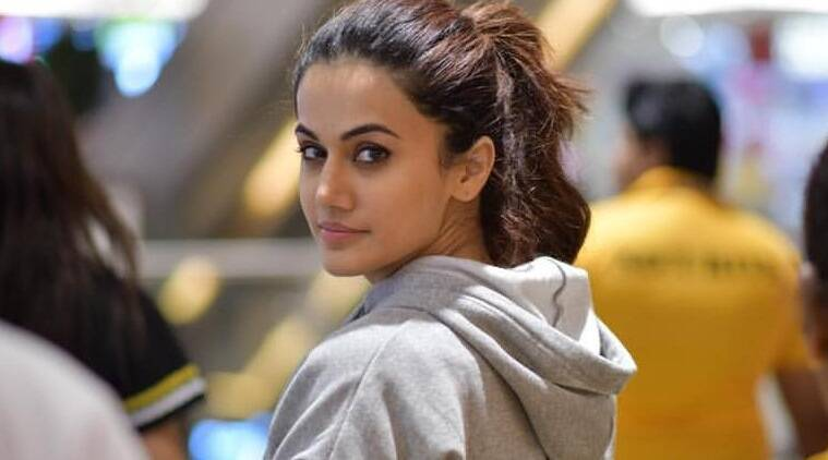Taapsee Pannu: Have To Rely On Content To Pull Audience To Theaters