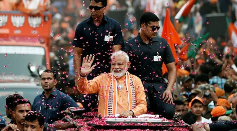 Pm Modi Points To Lanka: Prosperity Means Nothing If No Security