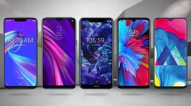 Image result for India Smartphone 2019