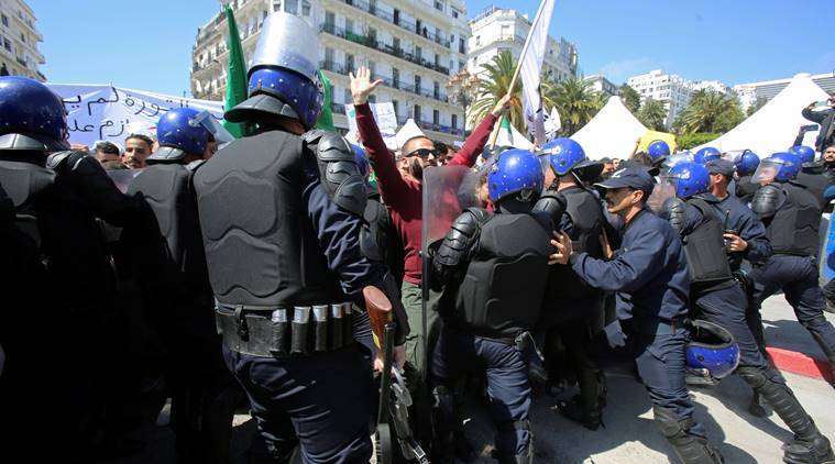 Thousands Of Protesters Back In Algeria's Streets, Demand Radical Reform