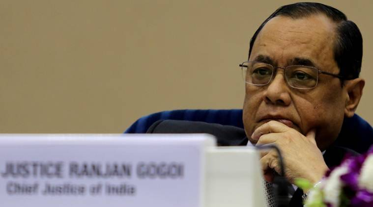 Arun Jaitley Backs Cji Gogoi, Slams Complaint And 'institution Disruptors'