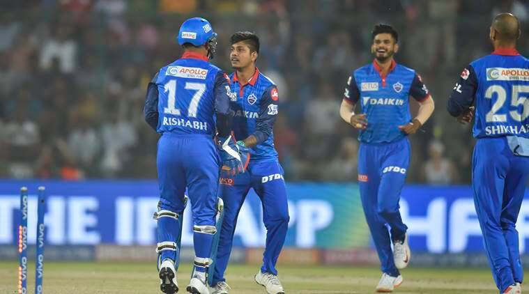 Dc Vs Kxip Live Score, Ipl 2019 Live Cricket Score: Kxip Finish With A Six; Score 163/7