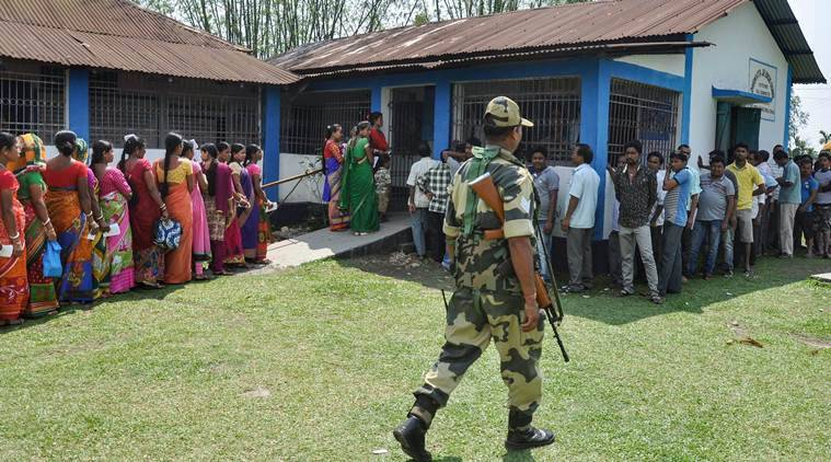 Lok Sabha Elections 2019: 66 Per Cent Turn Out In Second Phase; Violence In West Bengal