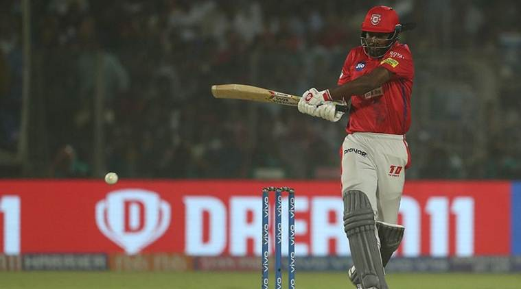 Ipl 2019, Dc Vs Kxip: Gayle Storm Arrives At Feroz Shah Kotla, Watch Video