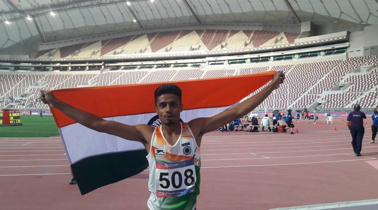 Asian Athletics Championships: Mp Jabir, Sarita Gayakwad Secure Bronze In 400 M Hurdles