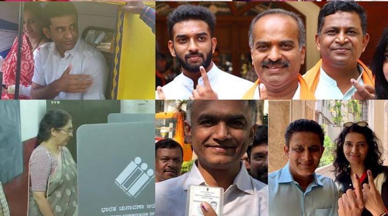 Lok Sabha Elections: 14 Constituencies In Karnataka Record68% Voter Turnout In First Phase