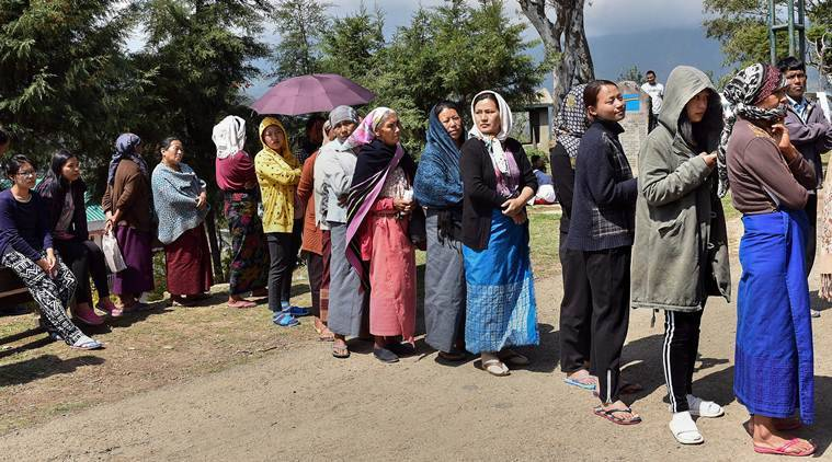 Lok Sabha Elections In Manipur: 80.47 Per Cent Voter Turnout Recorded Amidst Sporadic Violence