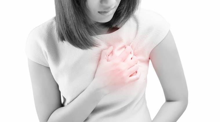 Stress Increases Risk Of Heart Disease In People Under 50