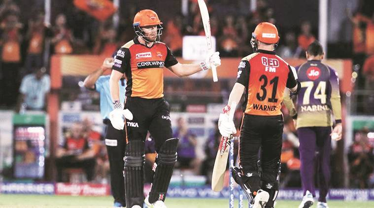 Child's Play: Srh Beat Kkr With Plenty To Spare