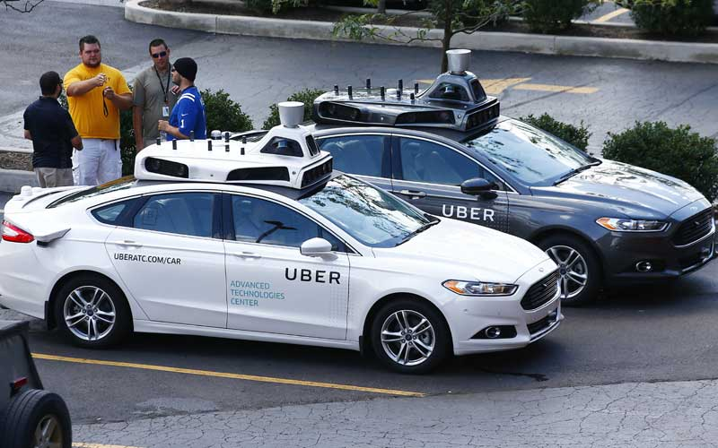 Uber's Self-driving Unit Valued At $7.25 Bn In New Investment From Softbank, Toyota And Others