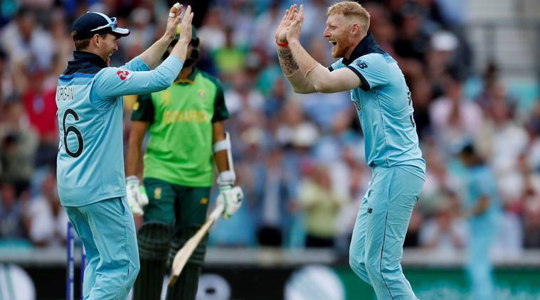 World Cup 2019 England Crush South Africa On Back Of Ben