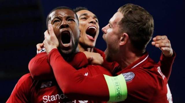 Explained: How Liverpool used analytics to sneak a fourth goal against Barcelona