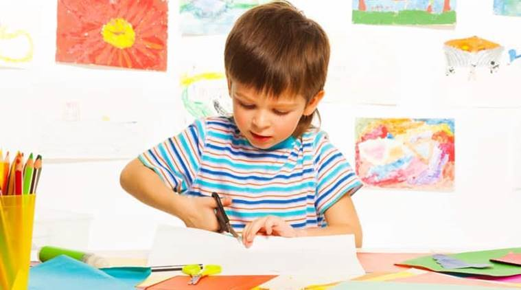 After School Activity Ideas To Keep Kids Creatively Occupied At Home Parenting News The Indian Express