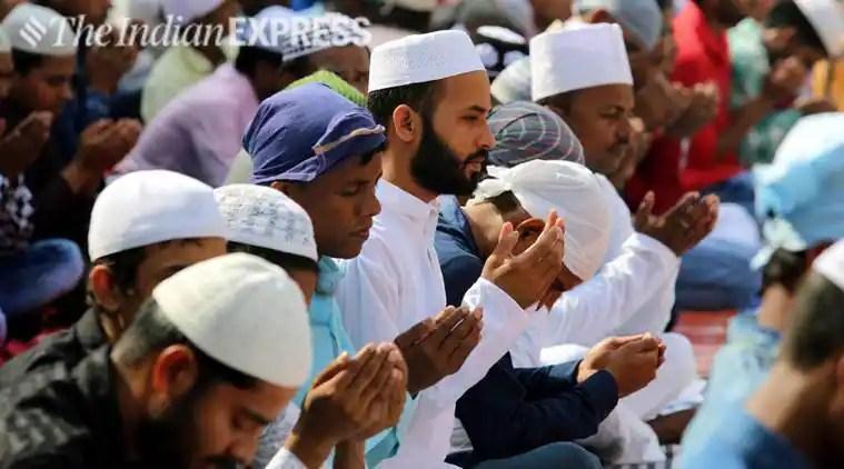 Eid Ul Fitr 2019 Celebrations Live Updates Eid Mubarak