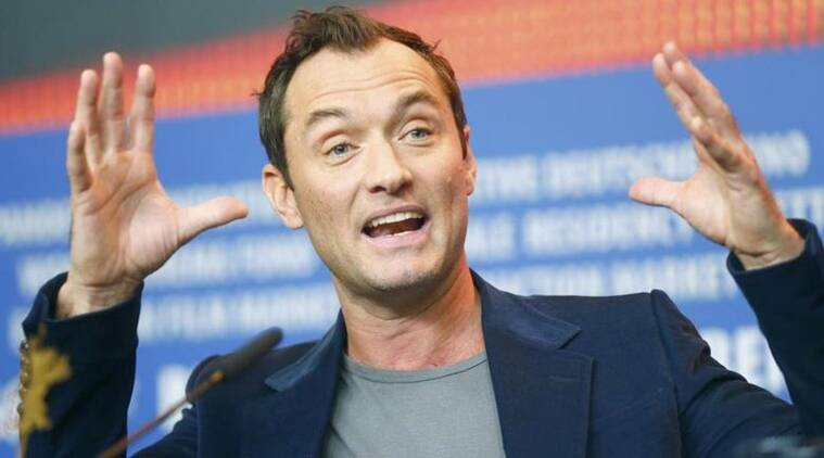 Jude Law News Photos Latest News Headlines About Jude