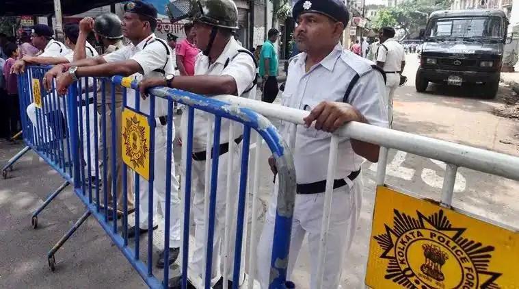 Kolkata, Kolkata news, Kolkata police, Kolkata traffice police, Kolkata bikers, Kolkata bikers fine, traffic police kolkata, indian express