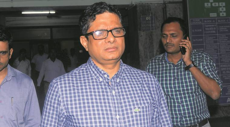 rajeev kumar, rose valley scam, bengal rose valley scam, rose valley chit fund, cbi summons rajeev kumar, rose valley cbi case, rajeev kumar rose valley, indian express