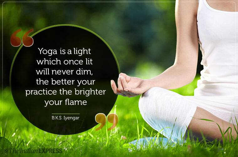Spirit Science Quotes Wallpapers Happy International Yoga Day 2019 Wishes Images Quotes