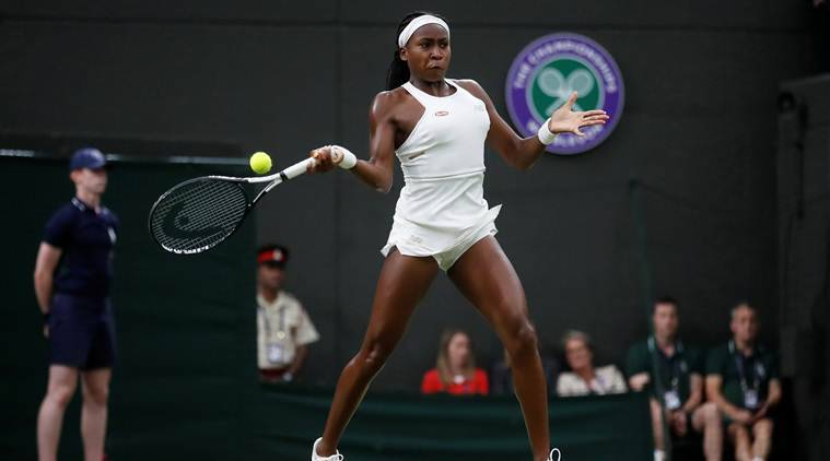 cori gauff vs magdalena rybarikova, gauff vs rybarikova, wimbledon ,wimbledon cori gauff news, gauff vs rybarikova, wimbledon 2019 cori gauff vs venus williams