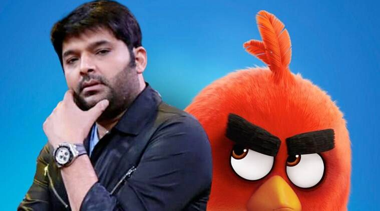voicing red in the angry birds movie 2