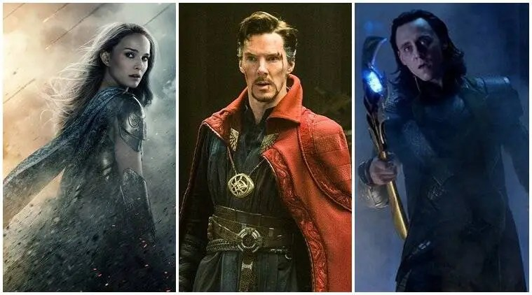 Mcu Phase 4 Unveiled At Comic Con Natalie Portman To
