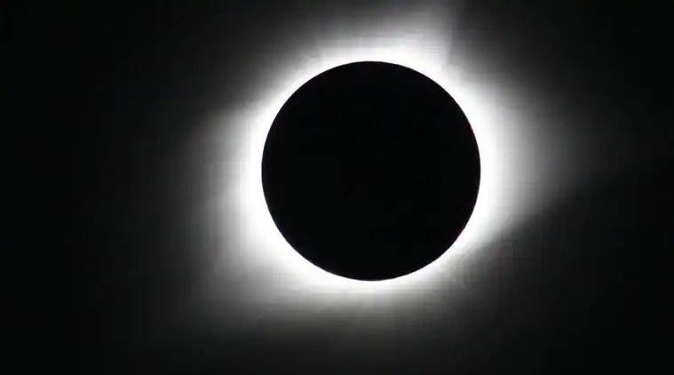 solar eclipse 2019 surya