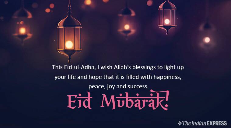 Happy Eid Al Adha 2019 Bakrid Mubarak Wishes Images