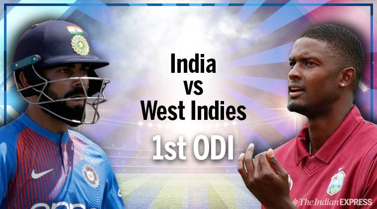 India Vs West Indies 1st Odi Highlights Match Abandoned
