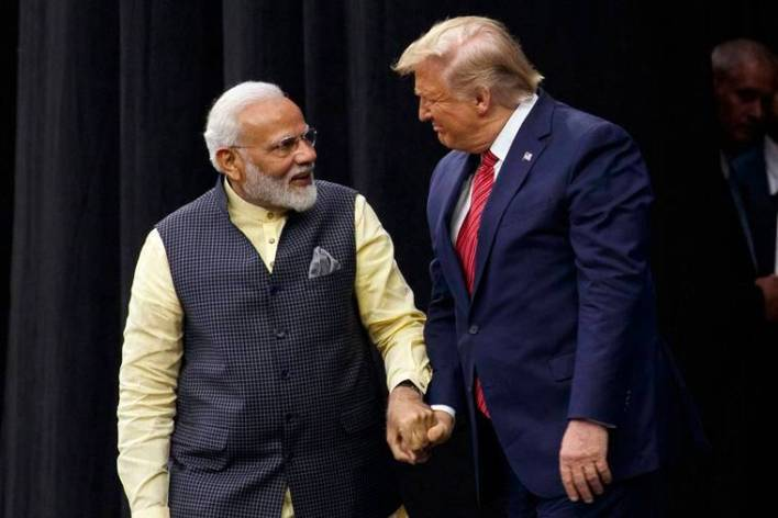 Donald trump India visit, trump Gujarat visit, India-United states, United states news, india news, Narendra Modi, melania trump, Sardar vallabhai patel stadium, Inidia news ,Gandhi ashram, Indian express news, breaking news, latest news