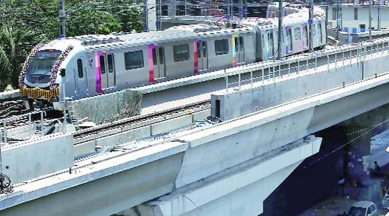Gujarat metro, trains for birthdays, trains for pre-wedding parties, ahmedabad news, gujarat news, indian express news