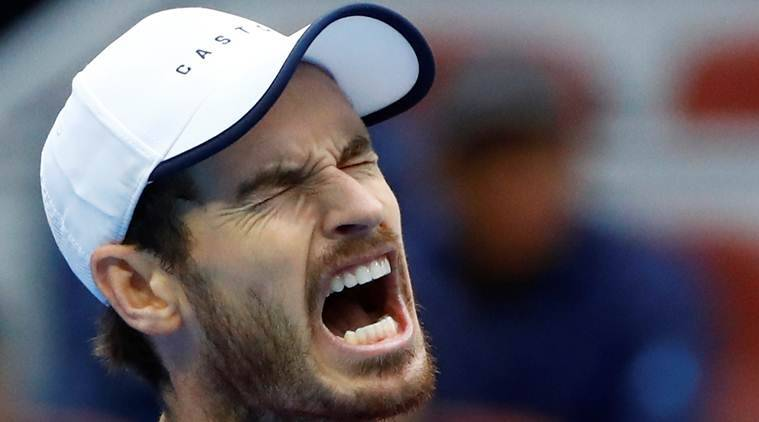 Andy Murray, Andy Murray angry, Fabio Fognini, Murray Fognini fight, Shanghai Masters, tennis news