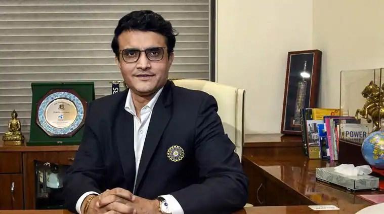 Sourav Ganguly bcci president