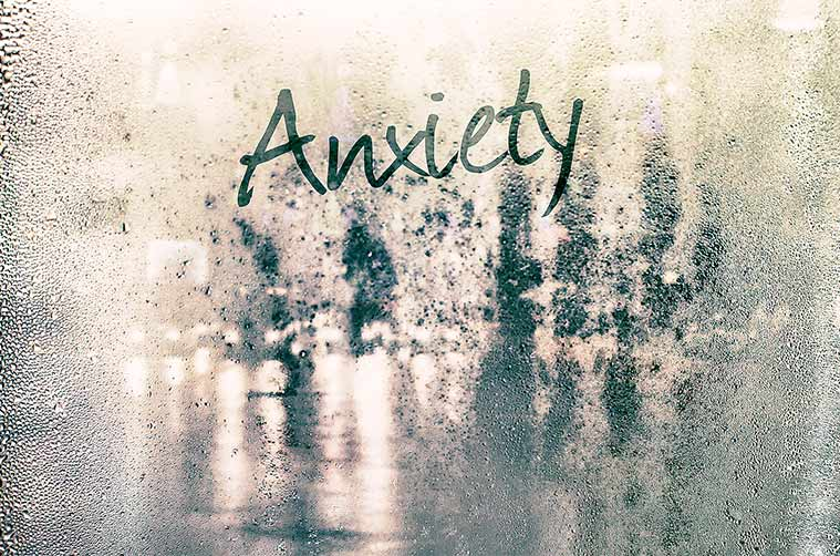 anxiety disorder, mental health, world mental health day, indian express