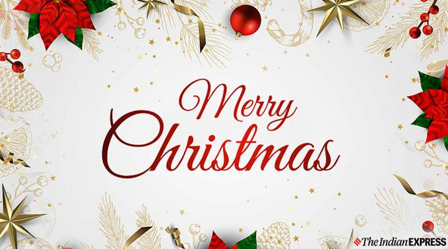 Happy Christmas Day 2019: Merry Christmas Wishes Images, Whatsapp Messages, Quotes, SMS, Photos, Status, GIF Pics, HD Wallpapers, Shayari Download