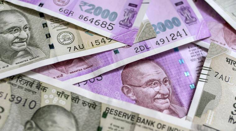rupee bloomberg 759 - Centre freezes DA/DR increase for staff till July 2021, states may follow