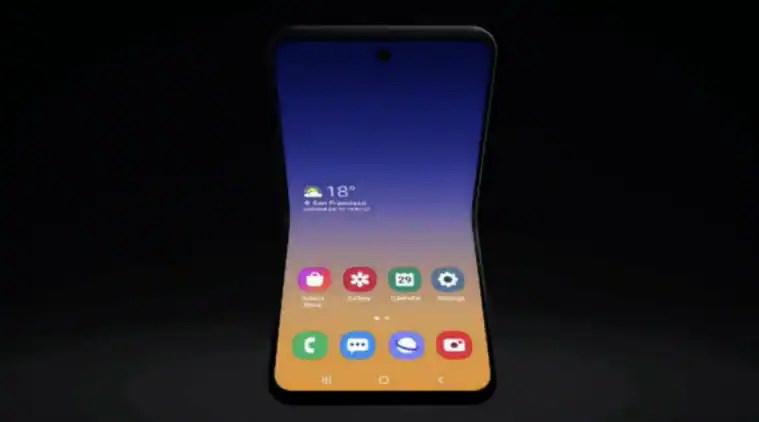 Galaxy Z flip, Galaxy Z Flip launch in India, galaxy Z Flip foldable phone, samsung news