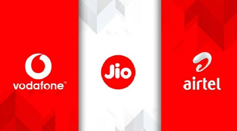 reliance jio vs bharti airtel vs vodafone idea 365 days validity plans, one year plans, compare one year plans, jio 365 days plan, vodafone 365 days plan, airtel 365 days plan