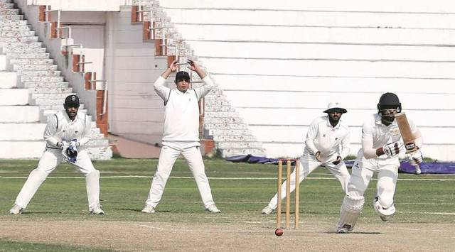 Ranji Trophy Karnataka vs Railways, Karnataka vs Railways Ranji match round 7, Ranji trophy news, indian express