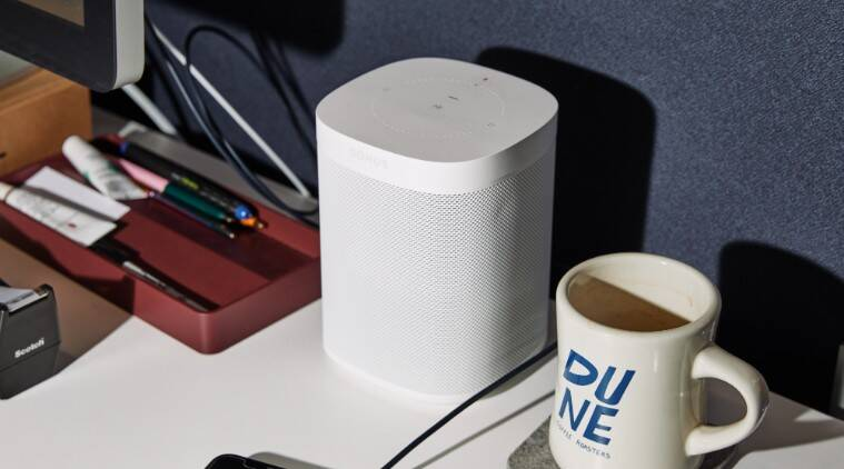 Sonos, Google, Apple, Amazon, smart speakers, Alphabet