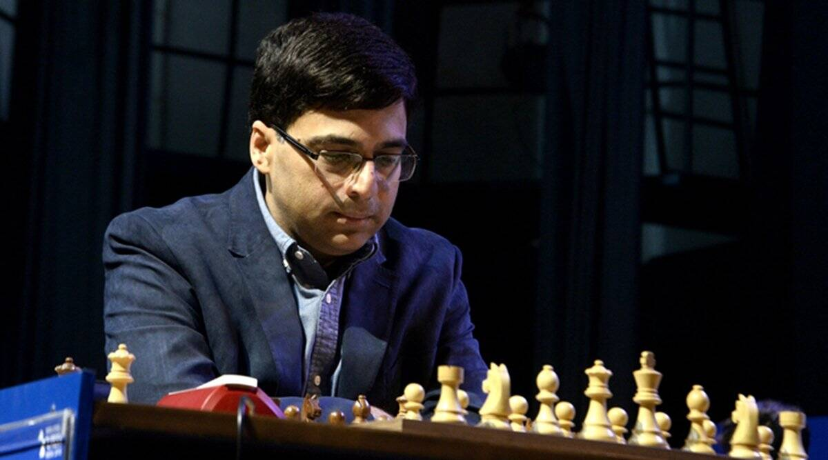 Biopic coming, Viswanathan Anand opens up: 'Chess players not from alien  planet'   Sports News,The Indian Express