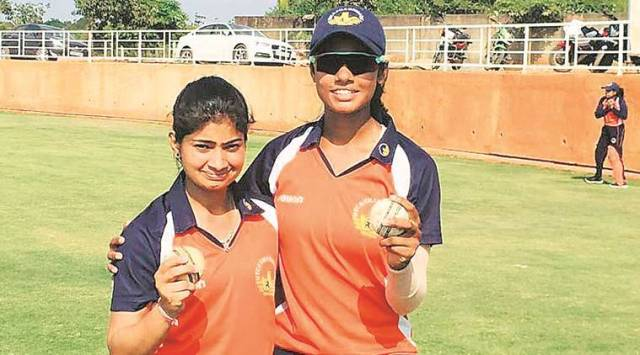 BCCI Women's One Day Trophy, Manisha Badhan, Jaspreet Kaur, indian women cricket team, chandigarh news, sports news, indian express news