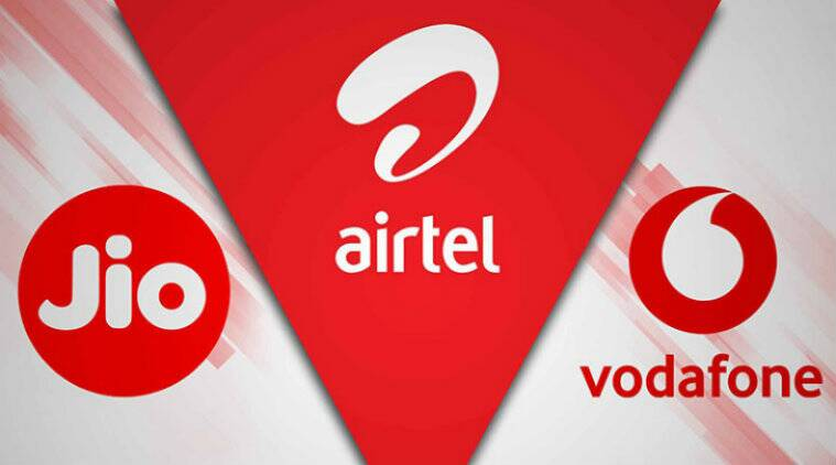 Reliance Jio vs Airtel vs Vodafone Idea, plans under 400, prepaid packs under rs 400, jio packs under 400, airtel packs under 400, vodafone packs under 400, prepaid plans with long validity