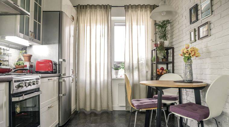 Designing Tips For Small Kitchen Spaces Lifestyle News The Indian Express