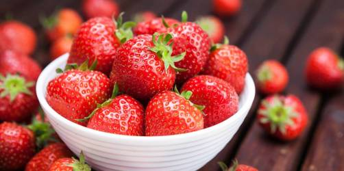 As sweet as it gets: Here's why you should add strawberries to ...