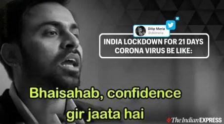 india lockdown, coronavirus india lockdown, pm modi lockdown india coronavirus, coronavirus cases india, lockdown memes